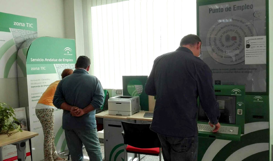 Renovación automática de más de 220.000 demandas de empleo hasta el 31 de marzo