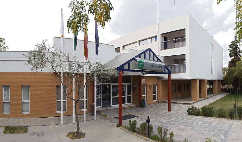 La Junta de Andalucía habilita la red de albergues de Inturjoven para alojar a las personas sin hogar