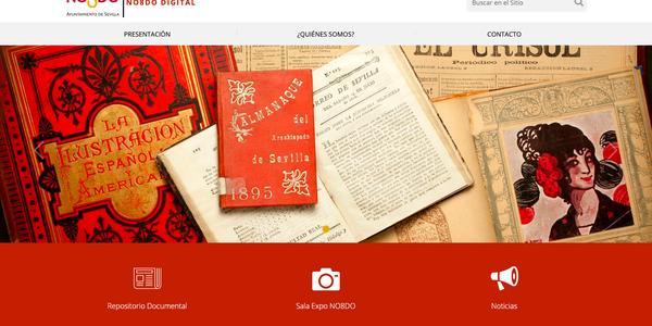 La web del Ayuntamiento de Sevilla ofrece visitas virtuales, libros electrónicos y otras propuestas para quedarte en casa