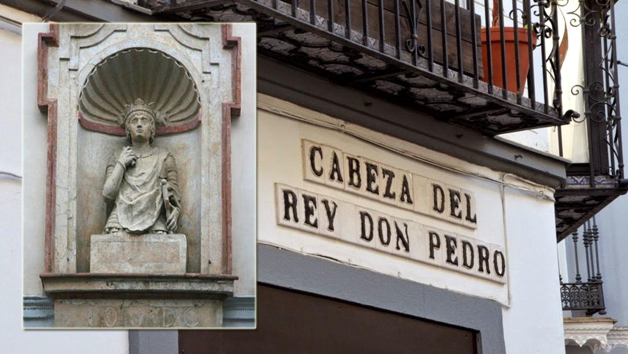 El Crimen de la calle Cabeza del Rey Don Pedro.