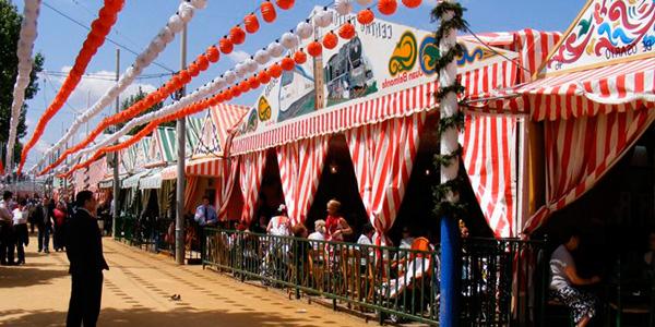 La Feria de Abril no se desmontará y el Ayuntamiento pondrá un servicio de vigilancia