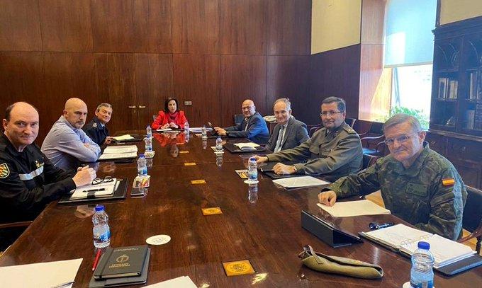 Defensa despliega a la UME en Madrid, Valencia, Sevilla, Zaragoza, León, Las Palmas y Santa Cruz de Tenerife por la crisis del coronavirus