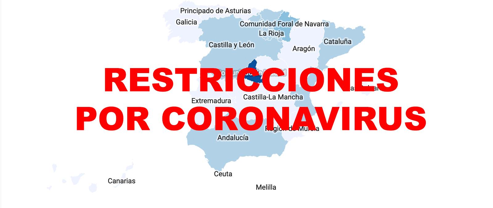 Las 56 restricciones y recomendaciones de la Junta para evitar el avance del coronavirus en Andalucía