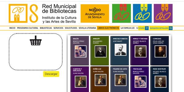 El Ayuntamiento ofrece a la ciudadanía un catálogo de más de 2.700 libros electrónicos a través de la Red Municipal de Bibliotecas