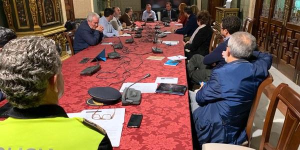 Comunicado oficial [14 de marzo de 2020 – 14:00 horas] – El Ayuntamiento activa el nivel 1 del Plan de Emergencias Municipal