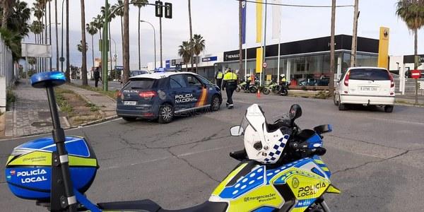 La Policía Local supera las 20.000 actuaciones y el millar de denuncias para garantizar el cumplimiento del decreto de estado de alarma durante sus primeros quince días