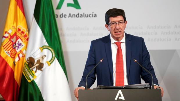 Andalucía adelanta medidas ante la pasividad de Sánchez