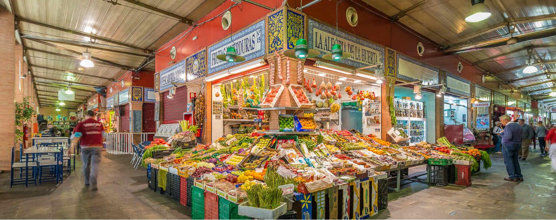 El Mercado de Sevilla: los productos del barrio directos a tu casa