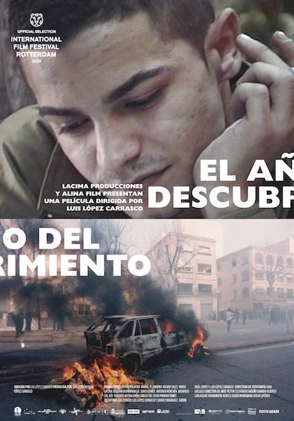 Primera película de la Sección Oficial: 'El año del descubrimiento', de Luis López Carrasco