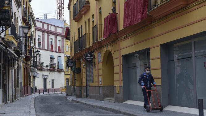 Las inmobiliarias calculan que el precio de los pisos bajarán un 15% en Sevilla tras la crisis del coronavirus