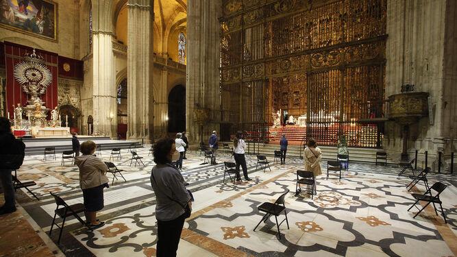 La Catedral de Sevilla acogerá el jueves 4 de junio el funeral por las víctimas del coronavirus