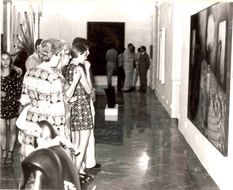El arte moderno que toleró el franquismo