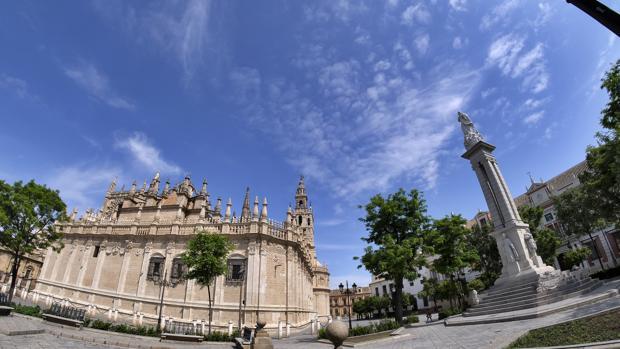 La Catedral de Sevilla se volverá a abrir a las visitas a partir de julio
