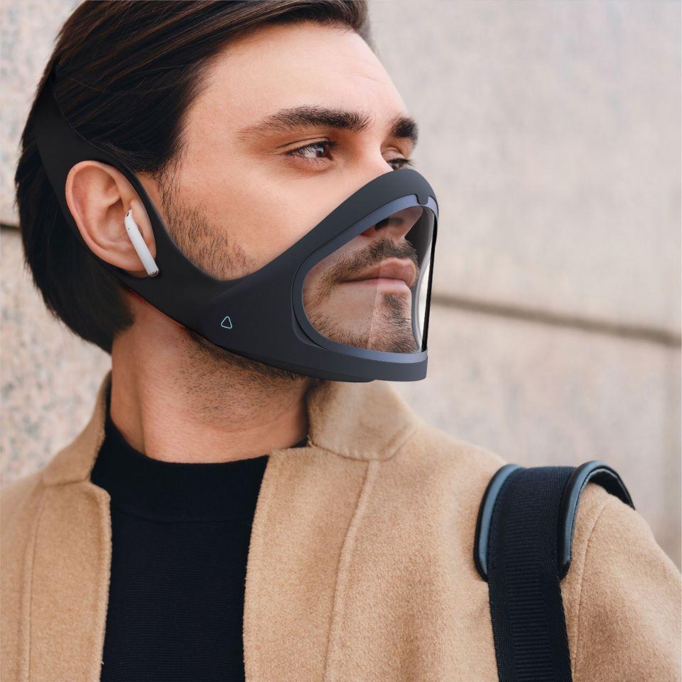 Un español crea una mascarilla, sostenible y tecnológica, capaz de autodesinfectarse, medir la calidad del aire y alertar de focos cercanos de coronavirus