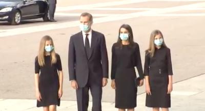 Sánchez e Iglesias se borran del homenaje a los fallecidos del coronavirus
