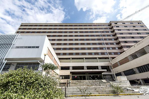 El «nuevo» Hospital Militar tendrá diez quirófanos y sala de reanimación