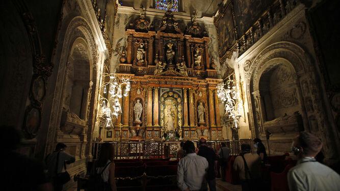La Catedral y la Giralda se podrán visitar de nuevo desde el próximo lunes 20 de julio