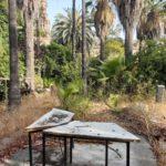 El Parque de Blancanieves de Sevilla, un estercolero junto a la Plaza de España