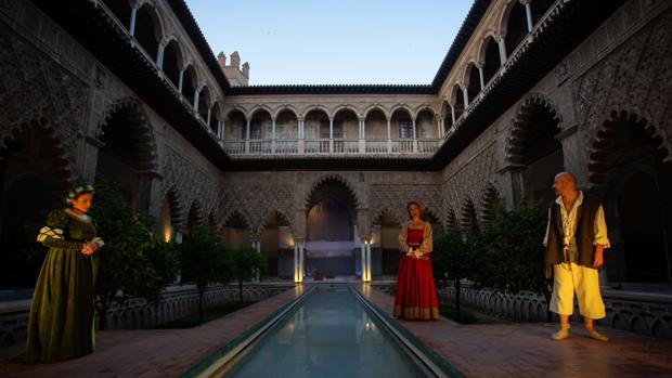 La historia de Sevilla protagoniza la vuelta de los espectáculos a la ciudad