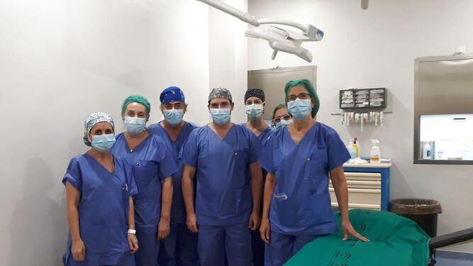 El Hospital El Tomillar instaura la alta resolución en sus consultas quirúrgicas