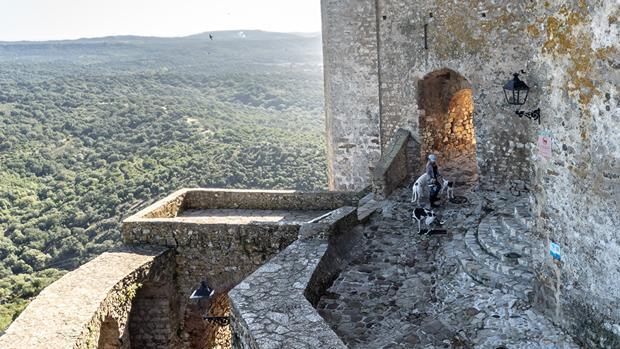 Escapada a Castellar de la Frontera, en Cádiz, el medievo más pintoresco