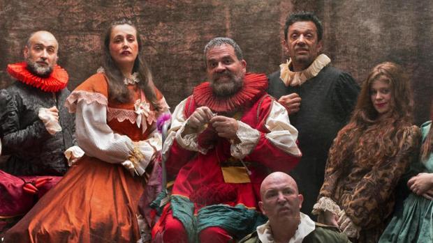 La obra «Céfalo y Pocris» clausura el Festival Anfitrión en el teatro romano de Itálica