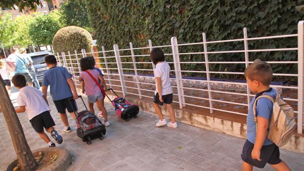 Preguntas y respuestas sobre la vuelta a clase en Andalucía