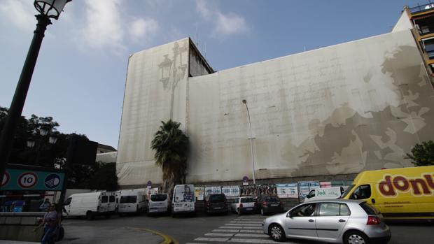 Edificios históricos abandonados en Sevilla: cuatro meses para acabar con un atasco de 20 años