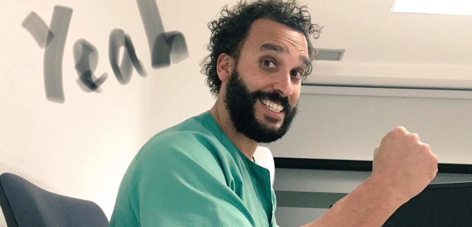 «Spiriman», Jesús Candel: «Tengo un cáncer muy agresivo y extendido por el cuerpo»