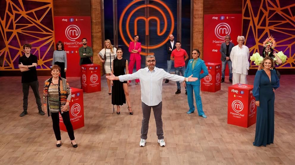 'MasterChef Celebrity', estrena nueva temporada hoy martes a las 22:10h