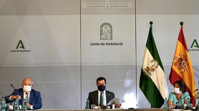 La Junta tomará medidas concretas para cada zona con alta incidencia