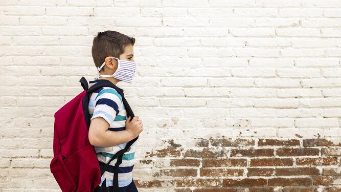 La Fiscalía actuará contra los padres que no lleven a los niños al colegio por temor al Covid