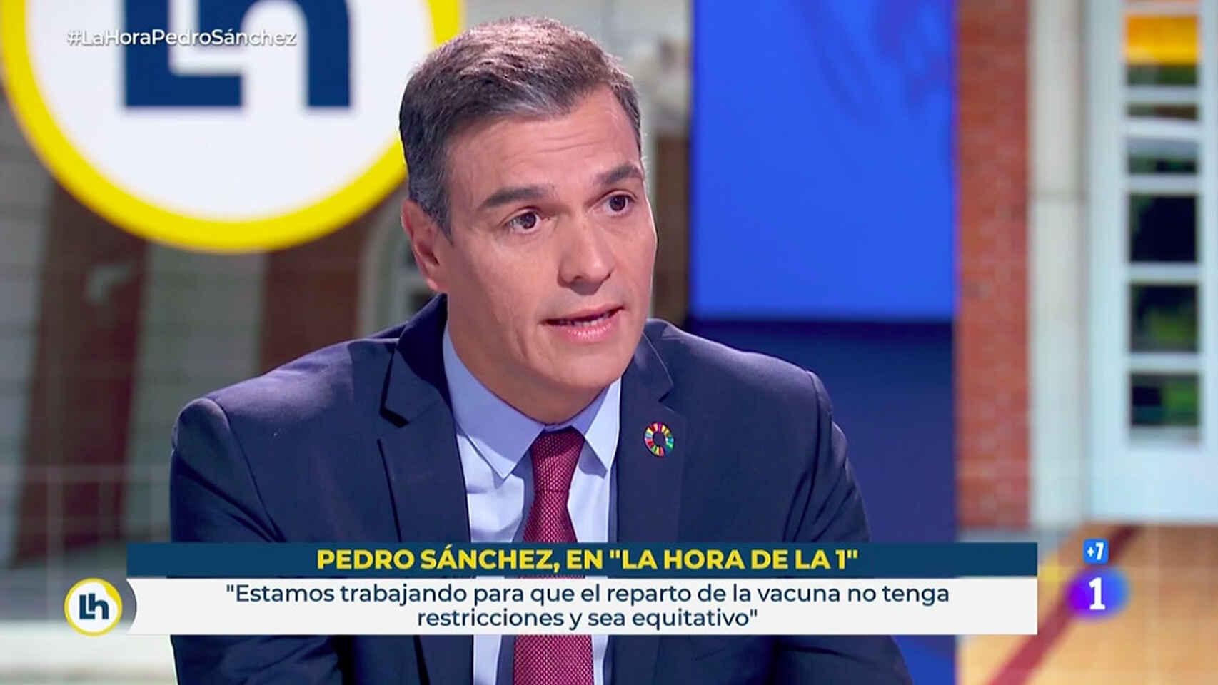 Sánchez vuelve a cambiar de criterio y se abre a subir impuestos: «España recauda menos que la UE»