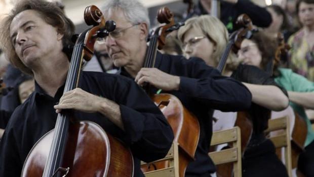 La Real Orquesta Sinfónica de Sevilla une «Las cuatro estaciones» de Vivaldi y Piazzolla