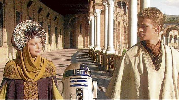 Sevilla crea su particular «Hollywood» en Fibes