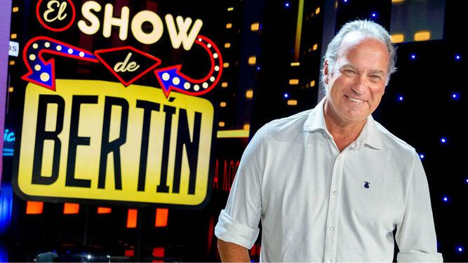 Bertín Osborne cumple su deseo de tener un programa en Canal Sur