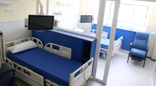 El Virgen Macarena implanta la telemetría en habitaciones con enfermos Covid para evitar contagios