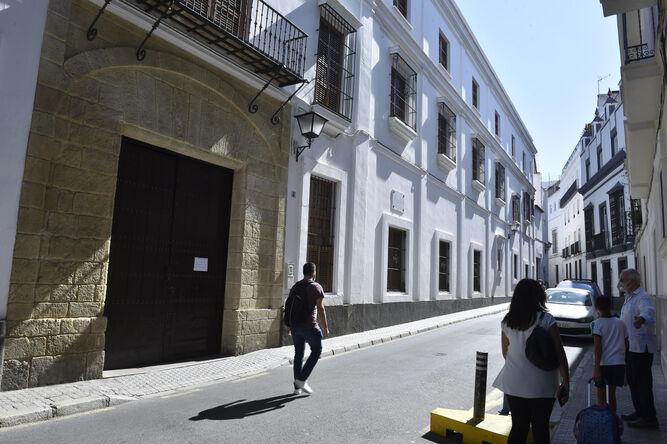 ¿Cómo se produjo el brote de Covid en el convento de Santa Ángela?