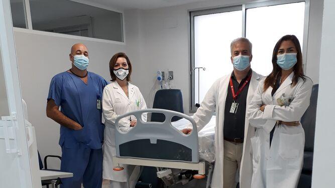 El Valme refuerza su actividad con un nuevo Hospital de Día Quirúrgico