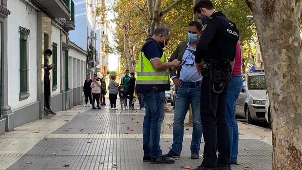 Encuentran una cabeza humana decapitada dentro de una bolsa en un contenedor de Huelva