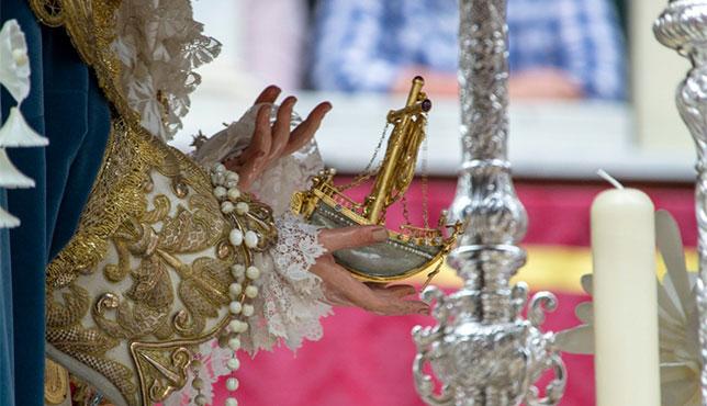 La Sed denuncia el robo de todas sus joyas: «Han dejado a la Virgen sin nada»