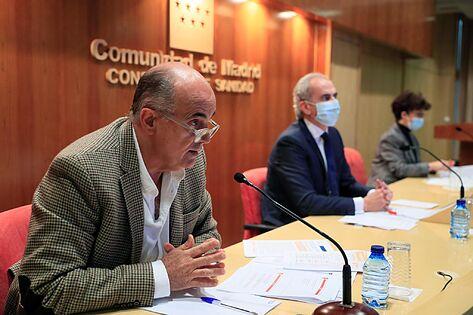 Madrid detecta al menos cuatro casos de la variante británica del Covid-19