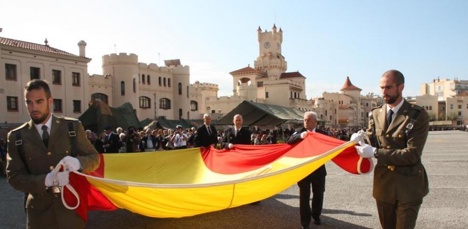 271 militares retirados firman un documento en el que advierten que la «unidad de España está en peligro»