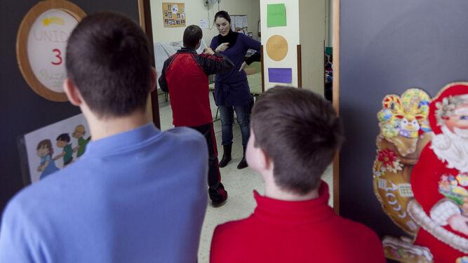 Colegios de Educación Especial en Sevilla: 700 alumnos que la ley Celaá quiere trasladar