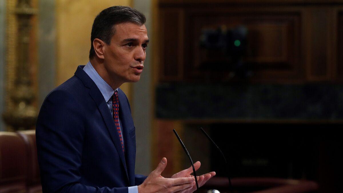 Pedro Sánchez avisa de que endurecerá el plan para Navidad si es necesario