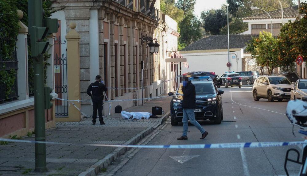 Muere un joven de 21 años apuñalado en plena calle en Jerez