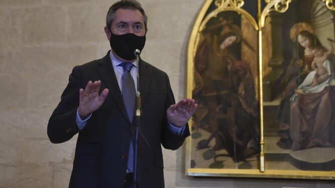 El alcalde de Sevilla llama al confinamiento domiciliario voluntario