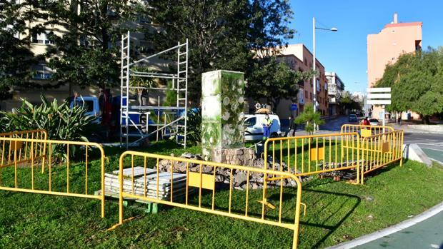 El Ayuntamiento de Cádiz retira el busto del Rey emérito Juan Carlos I sin previo aviso