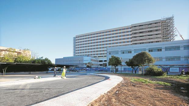 La Junta confirma que el Hospital Militar de Sevilla se reabrirá «en los próximos días»