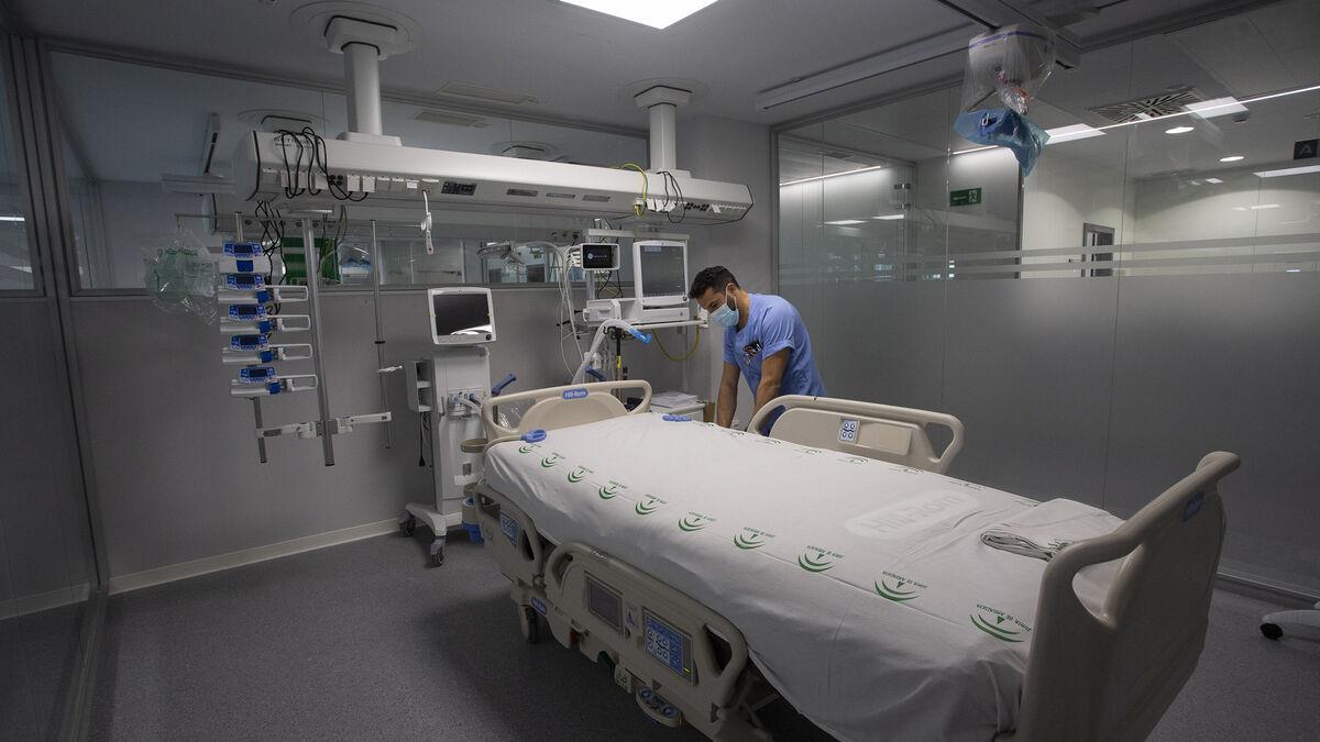 Así es el nuevo Hospital Militar